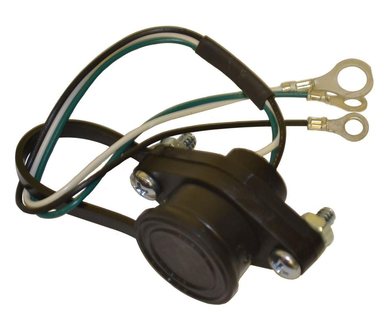 Warn 3 Pin Socket  16296  Dna Off Road Pty Ltd