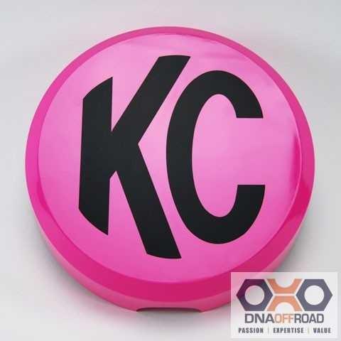"KC HiLiTES 6""/180mm hard plastic covers"
