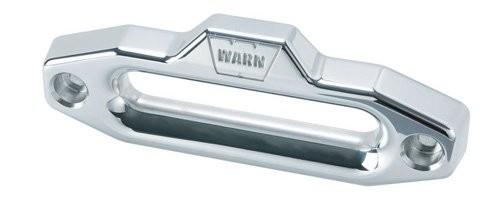 Warn polished alloy hawse fairlead 87914