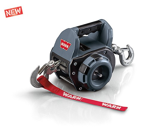 Warn drill winch - drill powered portable winch