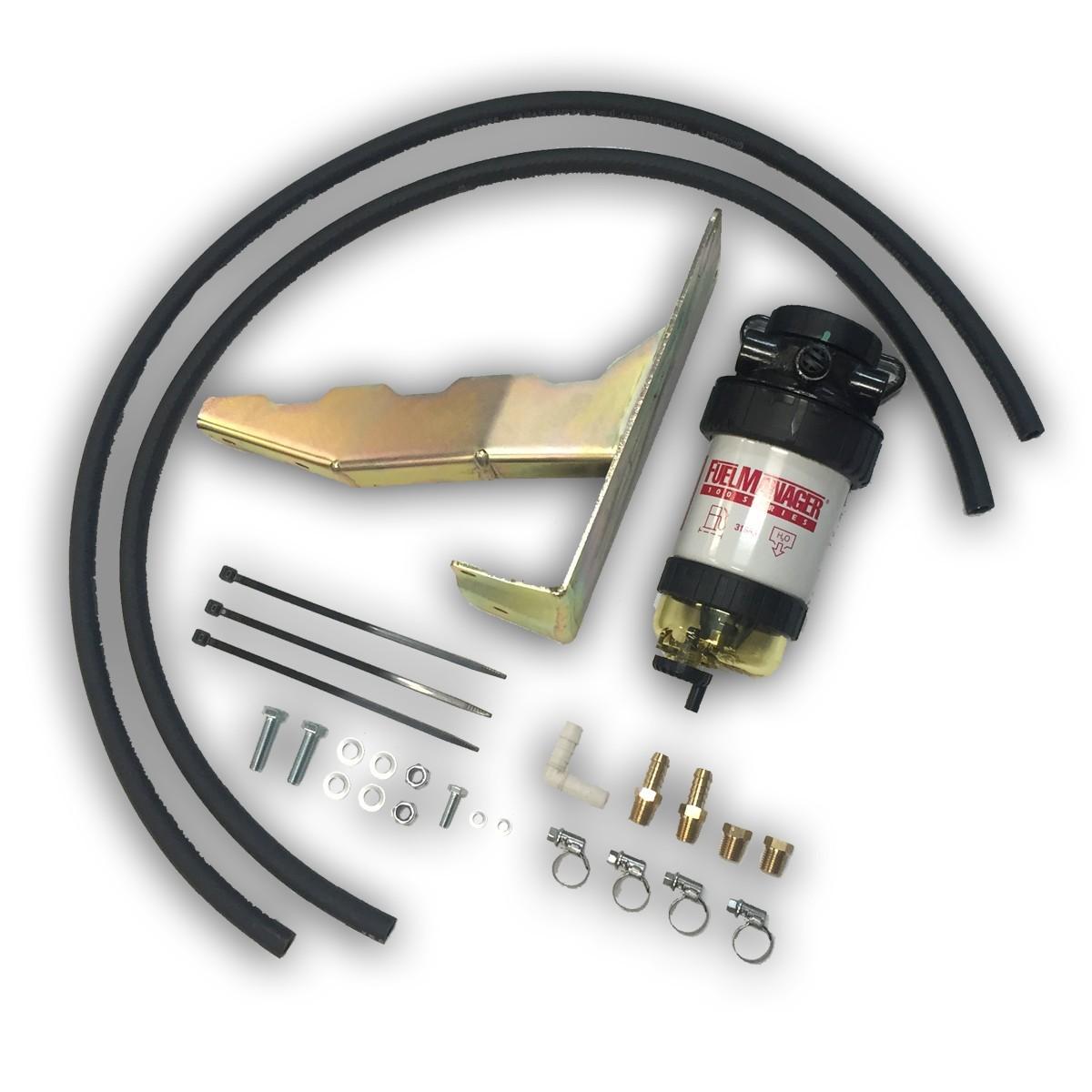 Toyota Fortuner (2015-Present) 2.8L D4D Primary (PRE) Fuel Filter Kit