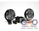 "KC HiLiTES 6"" Apollo Pro halogen pair pack system"