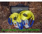 Just Straps Winch kit standard