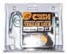 Small trailer lock