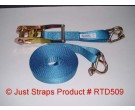 Just Straps Heavy Duty Ratchet 50mmx9m
