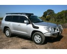 Landcruiser 200 series Airflow snorkel 2008 on