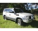 Prado 90 Series petrol Airflow snorkel 12/97-12/02