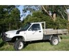 Hilux 106 Diesel LN105  Airflow snorkel 1/89-11/97