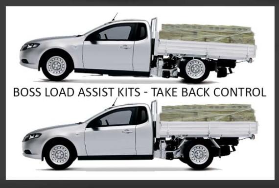 Air Bag load assist image