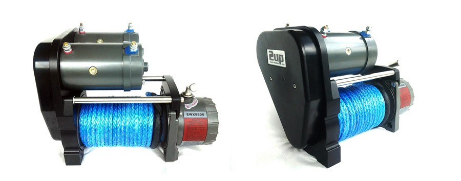 2up winch adaptor - Runva winches