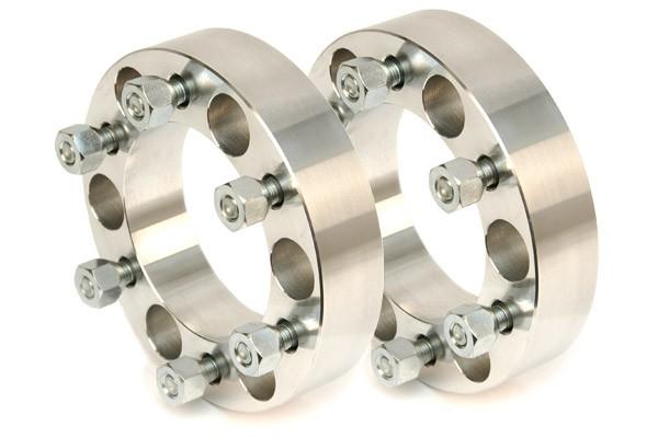 """Wheel spacers 38.1mm [1.5""""] wide 5 stud [5 x 150 PCD]"""