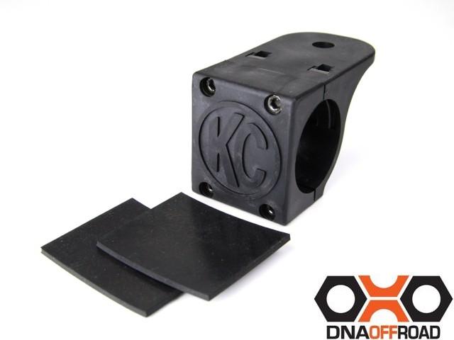 KC HiLiTES Tube clamp mount brackets
