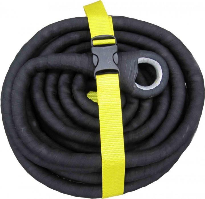 Black Snake 100 tonne nylon recovery rope