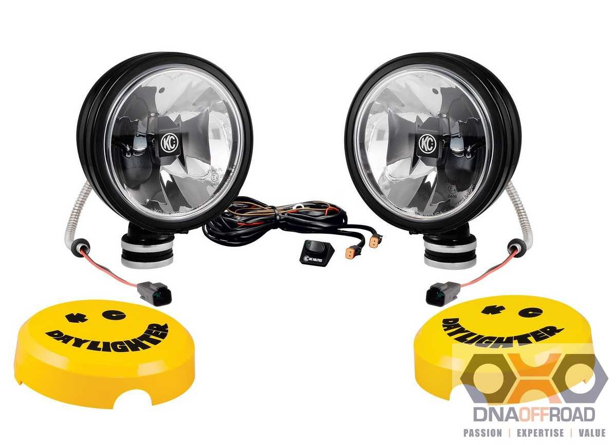 KC HiLiTES Daylighter Gravity LED pair