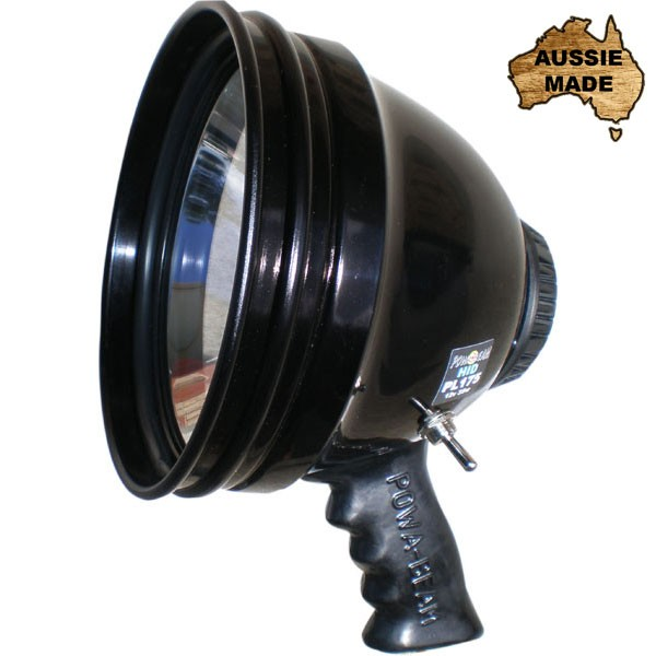 Powa Beam PL175 Hand Held HID Spotlight