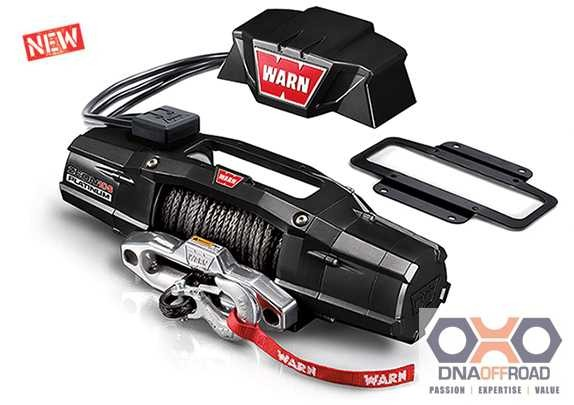 Warn Zeon and Zeon Platinum control pack relocation kits