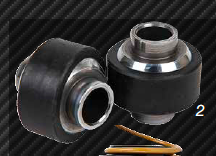 Rock Dog coilover replacement heim joint