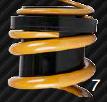 Rock Dog coilover urethane spring connector