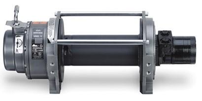Warn Series 15 hydraulic winch 15000lb / 6800kg