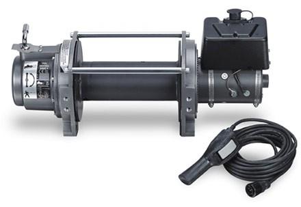 Warn Series 9 DC electric winch 9000lb / 4082kg