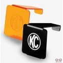 "KC HiLiTES 3"" acrylic light cover for C3 LED and LZR cube"
