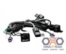 KC HiLiTES wiring harness for 12V thin ballast HID