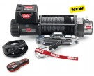 Warn winch 9.5XP-S with Spydura synthetic rope