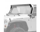 "KC HiLiTES 50"" C-Series C50 LED bar and overhead mount kit - Jeep JK 2007-2018"