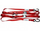 Just Straps Cam buckle quick release 25mmx1.6m [pair]