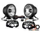 "KC HiLiTES Pro-sport Gravity LED pair black 20W 6""/152mm"