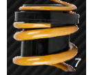 Rock Dog coilover urethane spring connector