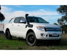 Safari snorkel Ford Ranger PX, PX11 diesel 08/11 on