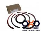 Tailgate seal kit Nissan Navara D40 2006 onwards