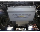Ford Ranger PX 2011 on front sump guard