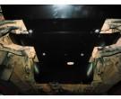 Brown Davis Landcruiser 100 IFS auto 5 sp diesel transmission guard