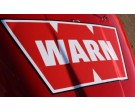 Official Warn diecut sticker large 51x101cm