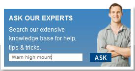 Use the ASK area to search our knowledge base