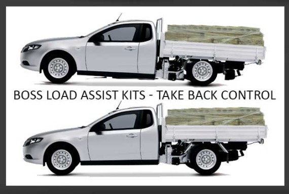 Air Bag load assist image